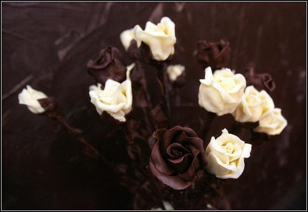 Шоколадная комната ко Дню Влюбленных