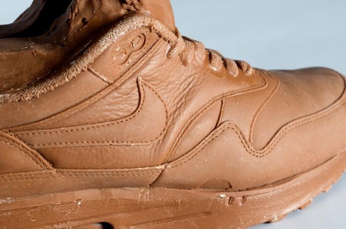 Шоколадные кроссовки NIKE Air Max 1 от Йоста Гудриаана (Joost Goudriaan)