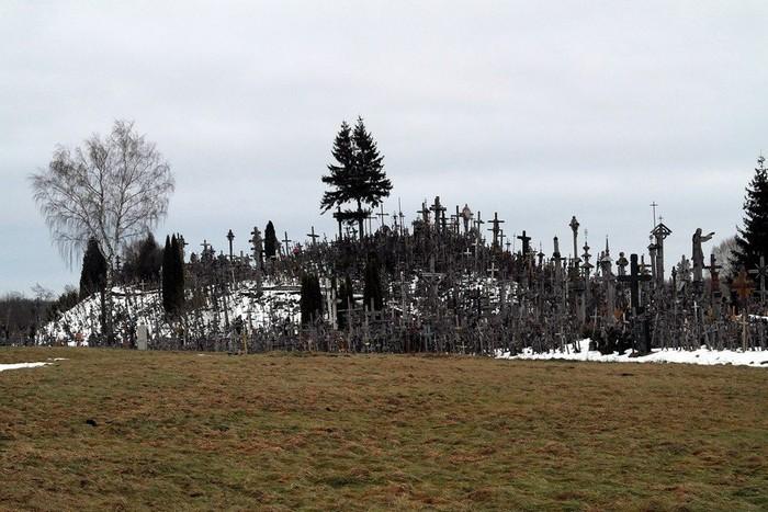 Гора Крестов – самая необычная достопримечательность Литвы
