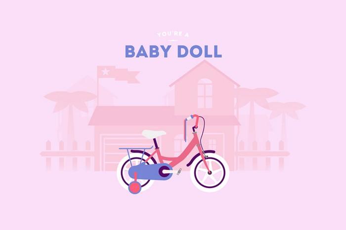 Ребенок. You are what you ride – велосипедные стереотипы от Cyclemon