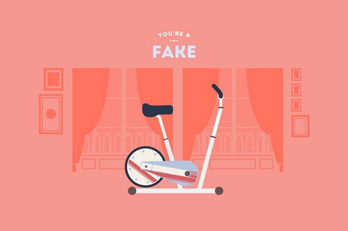 Фальшивка. You are what you ride – велосипедные стереотипы от Cyclemon