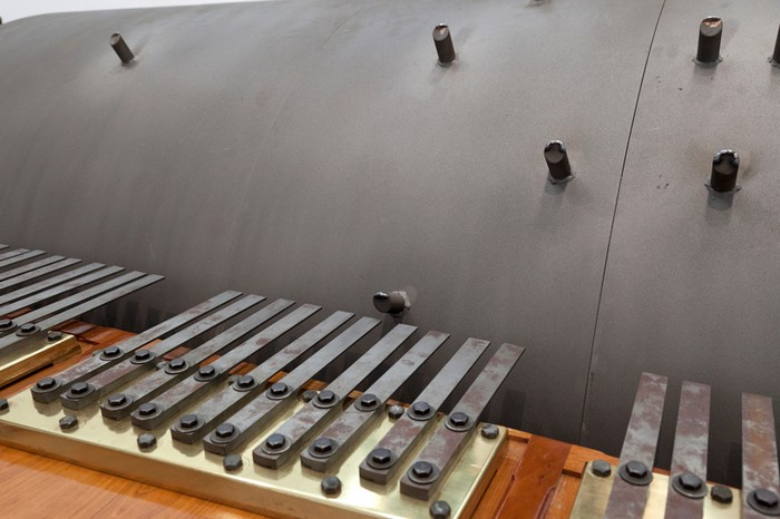The Music Box. Необычные музыкальные инструменты от Дэйва Коула (Dave Cole)