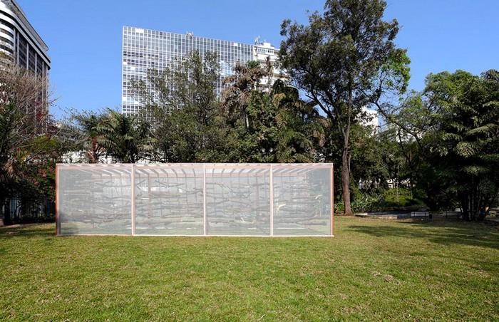 Dead Garden — сад мертвых деревьев от Карлоса Тейшейры (Carlos Teixeira)