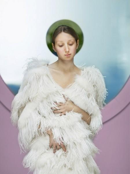 Классические портреты в современных телах. Творчество Дороти Гольц (Dorothee Golz)