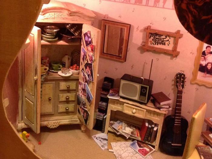 Кукольный домик от Лоррейн Робинсон (Lorraine Robinson)