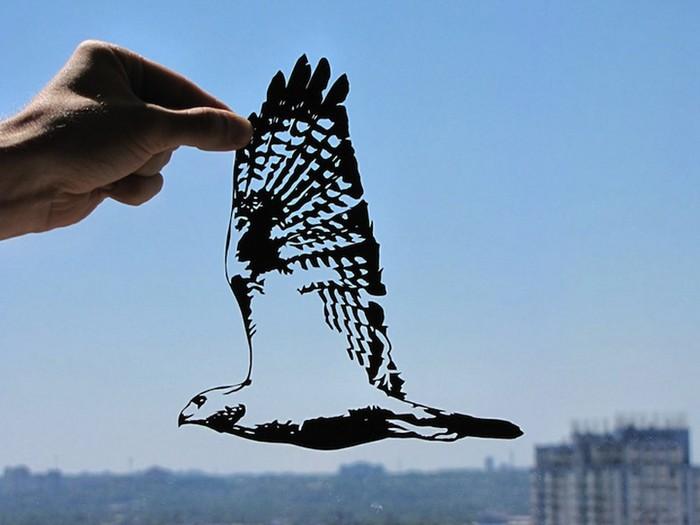 DreamPapercut – украинские мастера резьбы по бумаге