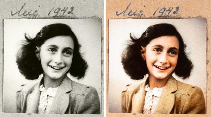 Anne Frank, Sanna Dullaway