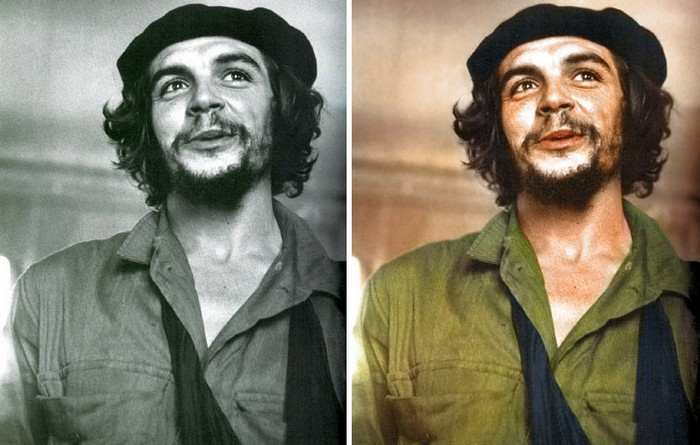 Che Guevara, Sanna Dullaway