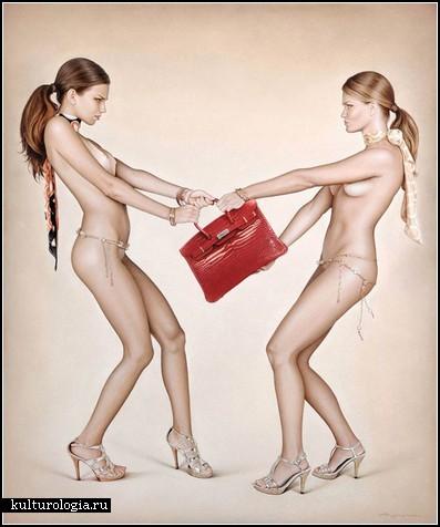 Радость и дискомфорт современной моды от Anna Halldin-Maule