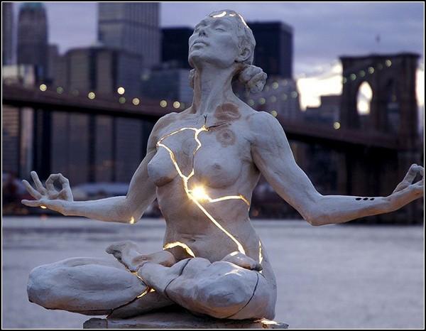 За пределами возможностей. Скульптура «Expansion» от Пэги Брэдли (Paige Bradley)