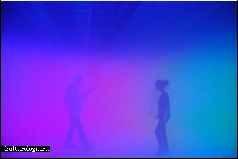 Разноцветный туман – учимся воспринимать мир по-другому