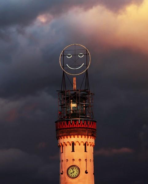 Fuehlometer – маяк, который показывает общее настроение в городе