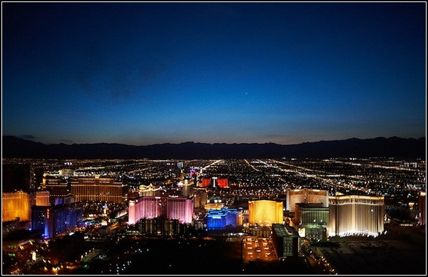 Las Vegas, Cameron Davidson