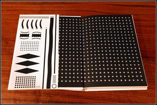 Геометрия макарон: пример гениального графического оформления книги