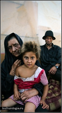 Gipsy Kings – трогательные цыганские портреты от Bruno Paixao