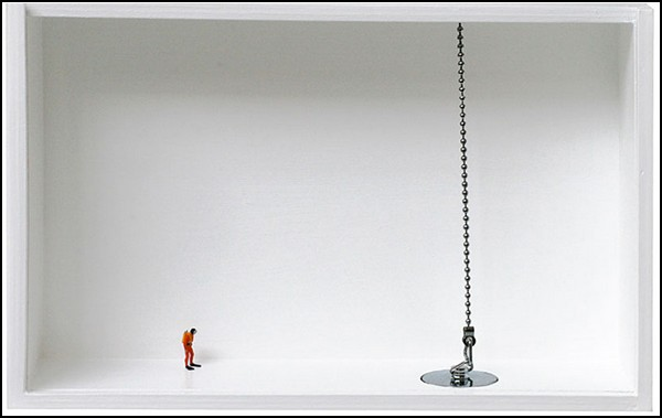 Инсталляция Unplugged, Glass Cathedrals, Lisa Swerling