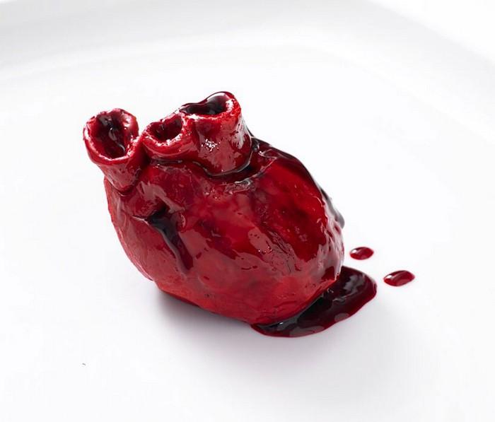 Мерзкие и кровавые угощения на Halloween от Lilly Vanilli