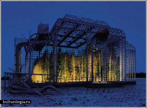 Музей Природы на природе от Ilkka Halso