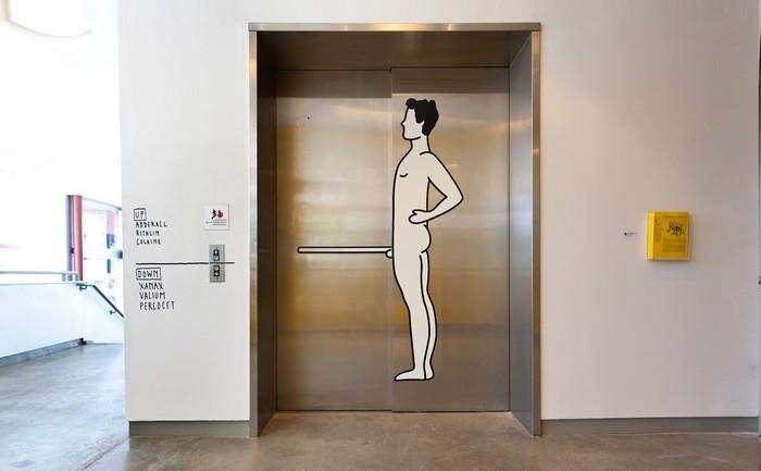 Выставка счастья The Happy Show от Стефана Сагмейстра (Stefan Sagmeister)