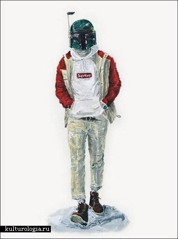 Мода в одной далекой-далекой Галактике