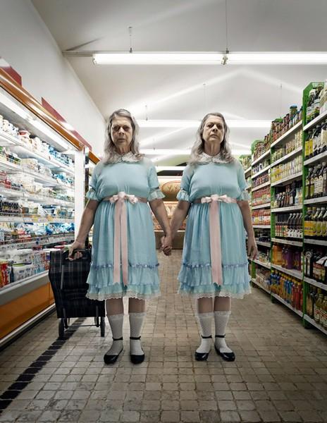 Сестры-близняшки из Сияния, Horror Vacui, Federico Chiesa