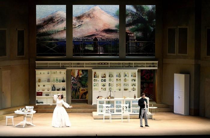 The Bell, Gaetano Donizetti, Teatro Carlo Felice, IKEA
