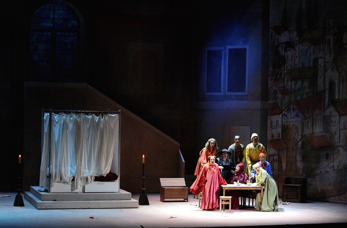 Gianni Schicchi, Giacomo Puccini, Teatro Carlo Felice, IKEA