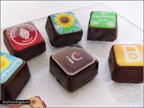 Шоколадная электроника