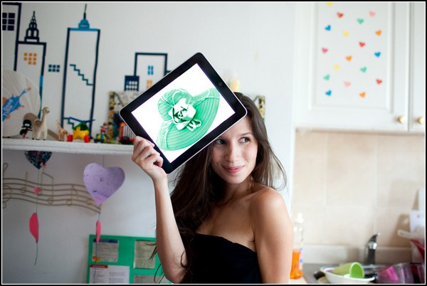iPad – как творческое средство