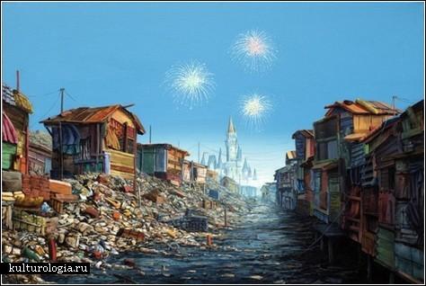 Dismayland – постапокалиптический Disneyland