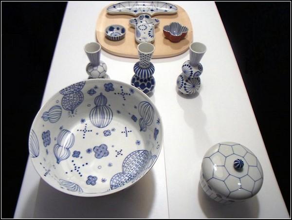 Японский фарфор от испанского художника