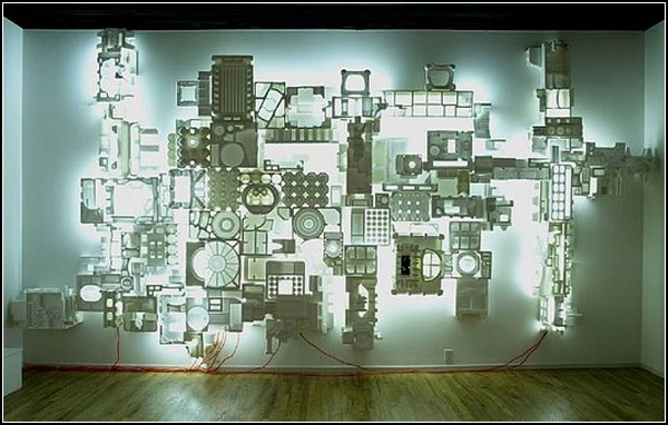 Искусство для всех: скульптуры из пенопласта от Джейсона Рогниса (Jason Rogenes)