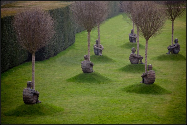 Heart of trees, Сердце деревьев, Jaume Plensa