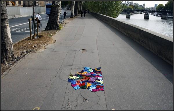 Необычное решение проблемы плохих дорог от Хулианы Сантакрус Эрреры (Juliana Santacruz Herrera)