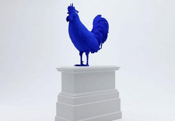 Hahn/Cock от Катарины Фритч (Katharina Fritsch) – новая скульптура на Четвертом постаменте в Лондоне