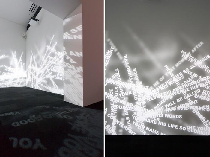 Апокалипсические светоинсталляции от Цанга Кин-Ваха (Tsang Kin-Wah)