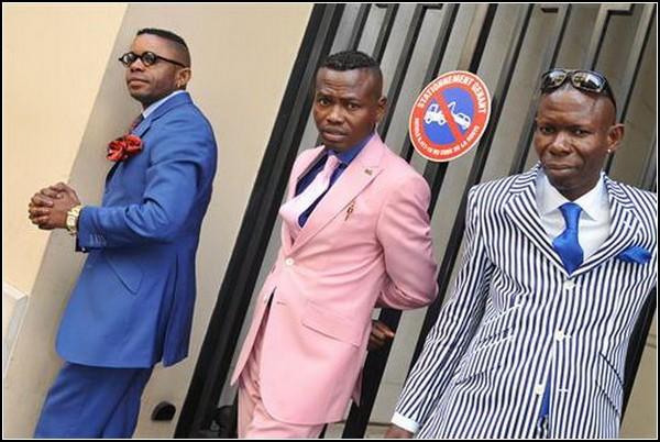 Африканские стиляги. SAPE – необычная мода в Конго