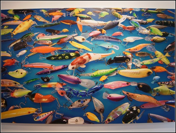 Plastic Fish, Lee Yongbaek, Венецианская биеннале 2011