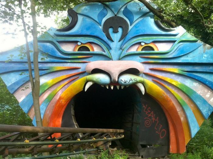 Kulturpark – посттоталитарный парк развлечений в Восточном Берлине