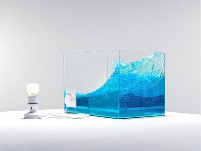 Серия Renewable Energy. Странные скульптуры от Кайла Бина (Kyle Bean)