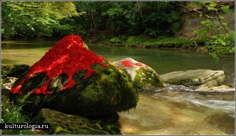 Land Art от Gambastyle – поэтическое видение природы