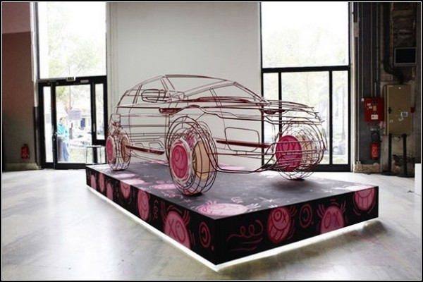 Четыре ипостаси Range Rover Evoque