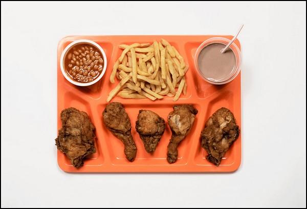 Последний ужин смертников. Фотопроект Джеймса Рейнольдса (James Reynolds)