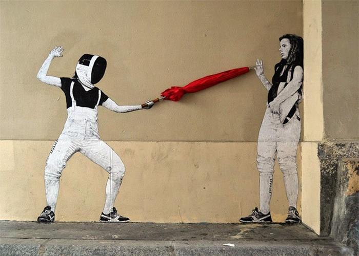 Lavalet – самородок французского уличного искусства