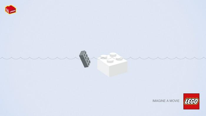 55 юбилейных головоломок от LEGO