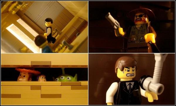 Номинанты на Оскар от LEGO и Алекса Эйлара (Alex Eylar)