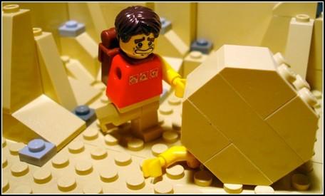 LEGO, 127 часов