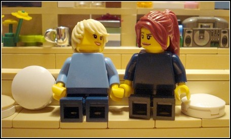 LEGO, Детки в порядке