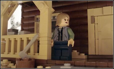 LEGO, Зимняя кость
