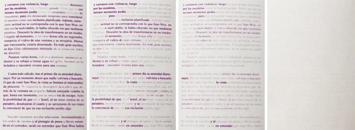 El libro que no puede esperar – книга, которая не может ждать. Исчезающие чернила как стимул для чтения